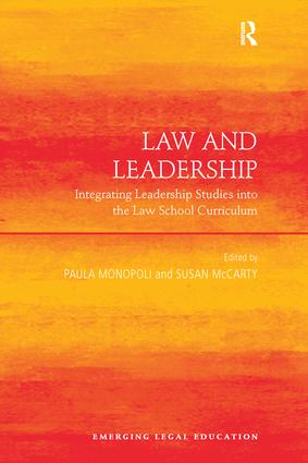 Law and Leadership