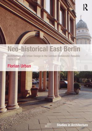 Neo-historical East Berlin (Paperback) book cover