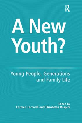 A New Youth?: Young People, Generations and Family Life book cover