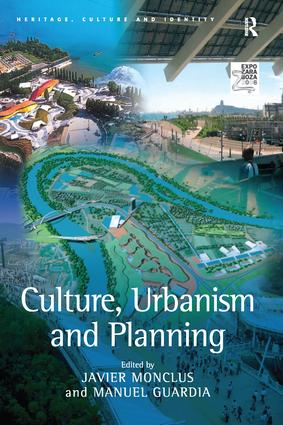 Culture, Urbanism and Planning: 1st Edition (Paperback) book cover