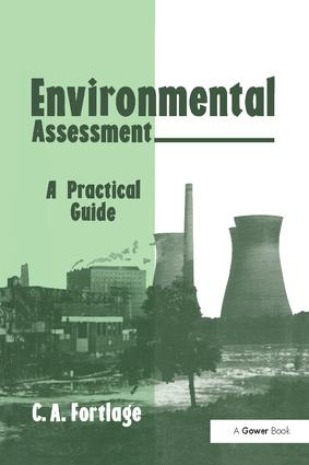 Environmental Assessment: A Practical Guide, 1st Edition (Paperback) book cover