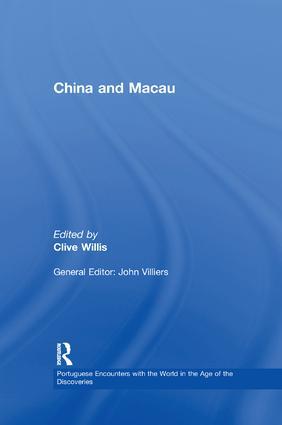 China and Macau book cover