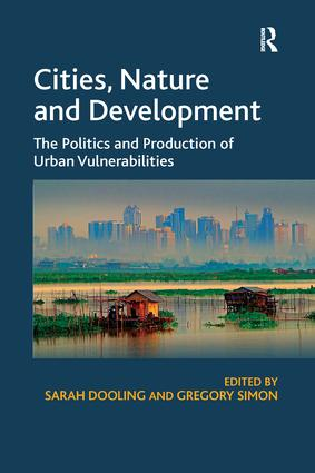 The Production of Urban Vulnerability Through Market-based Parks Governance