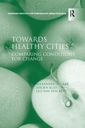 Towards Healthy Cities