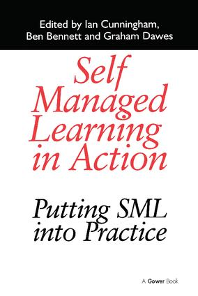 Self Managed Learning in Action: Putting SML into Practice, 1st Edition (Paperback) book cover