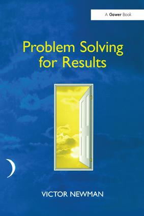 Problem Solving for Results: 1st Edition (Paperback) book cover