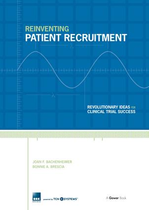 Good Recruitment PracticeѠњ: The Patients to Find the Cure