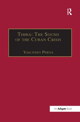 Timba: The Sound of the Cuban Crisis (Paperback) book cover
