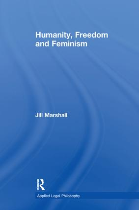Humanity, Freedom and Feminism book cover