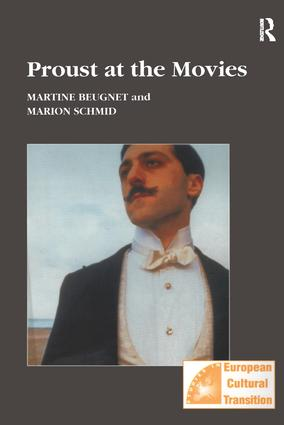 Proust at the Movies: 1st Edition (Paperback) book cover