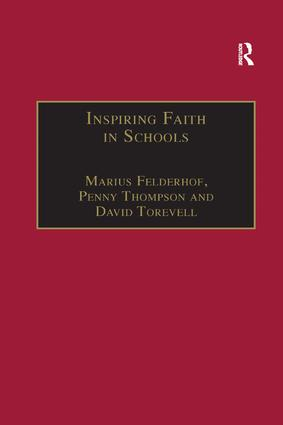 Inspiring Faith in Schools: Studies in Religious Education, 1st Edition (Paperback) book cover