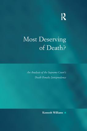 Most Deserving of Death?