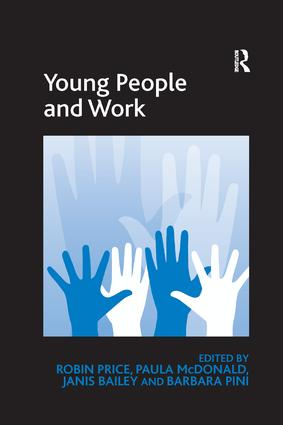 Young People and Work: 1st Edition (Paperback) book cover