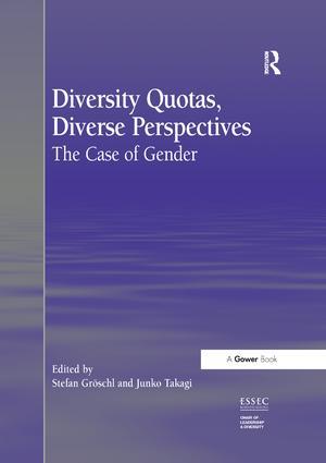 Diversity Quotas, Diverse Perspectives
