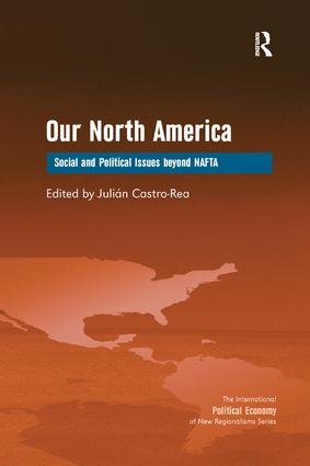Our North America: Social and Political Issues beyond NAFTA book cover