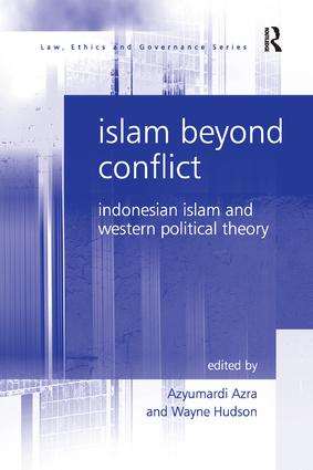 Islam Beyond Conflict: Indonesian Islam and Western Political Theory book cover