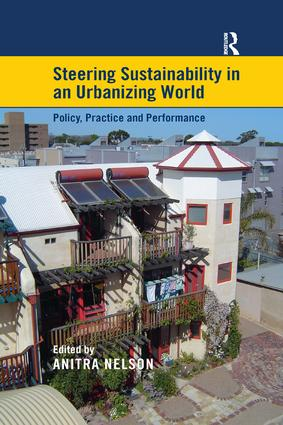 Steering Sustainability in an Urbanising World: Policy, Practice and Performance, 1st Edition (Paperback) book cover