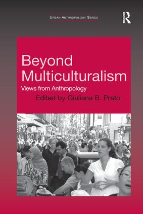 Beyond Multiculturalism: Views from Anthropology book cover