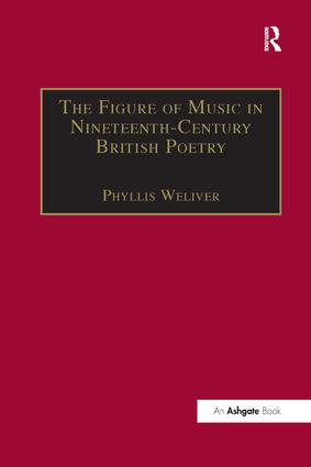 The Figure of Music in Nineteenth-Century British Poetry