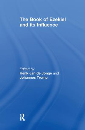 The Book of Ezekiel and its Influence: 1st Edition (Paperback) book cover