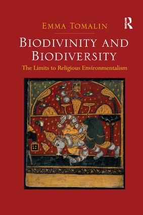 Biodivinity and Biodiversity: The Limits to Religious Environmentalism book cover