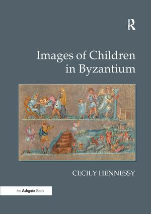 Images of Children in Byzantium book cover