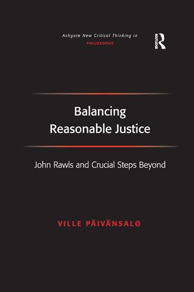 Balancing Reasonable Justice