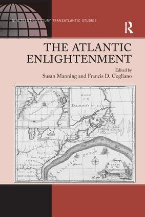 The Atlantic Enlightenment: 1st Edition (Paperback) book cover