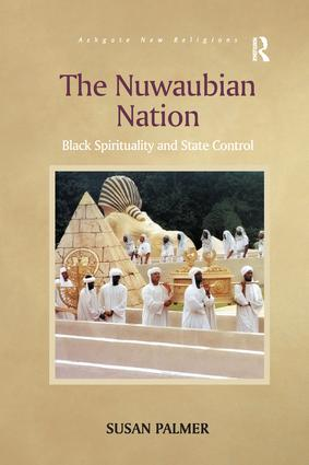 The Nuwaubian Nation: Black Spirituality and State Control book cover