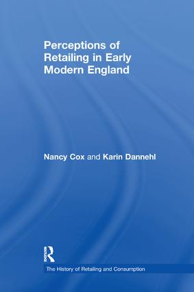 Perceptions of Retailing in Early Modern England book cover