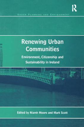 Renewing Urban Communities