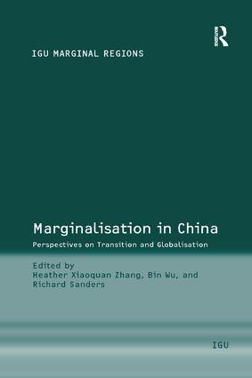 Marginalisation in China: Perspectives on Transition and Globalisation, 1st Edition (Paperback) book cover
