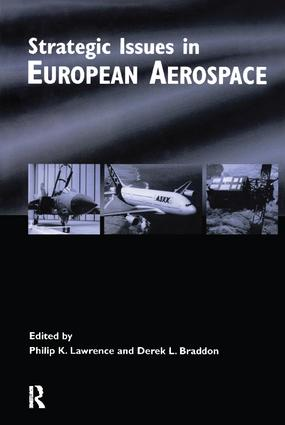 Strategic Issues in European Aerospace: 1st Edition (Paperback) book cover