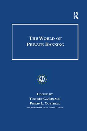The World of Private Banking book cover