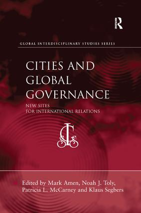 World City Networks: Measurement, Social Organization, Global Governance, and Structural Change