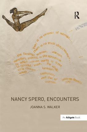 Nancy Spero, Encounters: 1st Edition (Paperback) book cover
