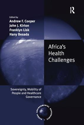 Africa's Health Challenges: Sovereignty, Mobility of People and Healthcare Governance book cover