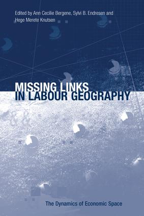 Missing Links in Labour Geography book cover