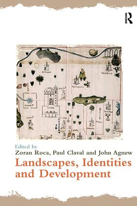 Landscapes, Identities and Development: 1st Edition (Paperback) book cover