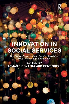 Innovation in Social Services (Paperback) book cover