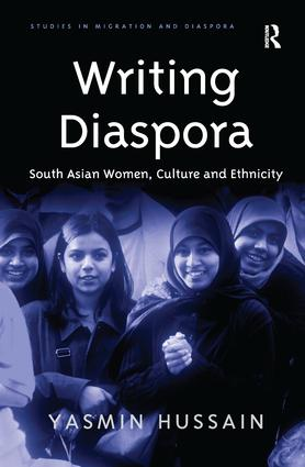 Writing Diaspora: South Asian Women, Culture and Ethnicity book cover