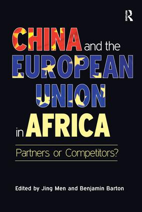 China and the European Union in Africa: Partners or Competitors? book cover