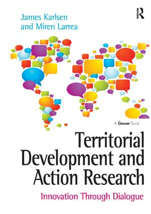 Territorial Development and Action Research: Innovation Through Dialogue, 1st Edition (Paperback) book cover