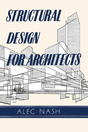 Structural Design for Architects book cover