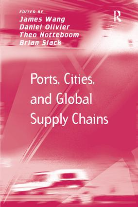 Ports, Cities, and Global Supply Chains book cover