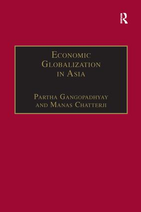 Economic Globalization in Asia: 1st Edition (Paperback) book cover