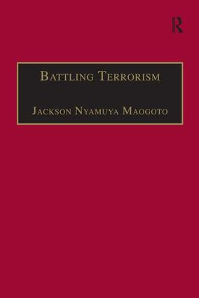 The War on Terror: Rattling International Law with Raw Power?