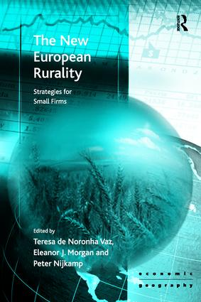 The New European Rurality: Strategies for Small Firms book cover