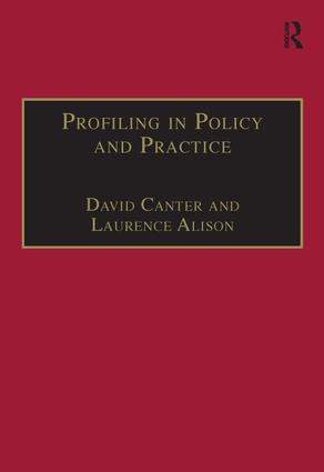 Profiling in Policy and Practice: 1st Edition (Paperback) book cover