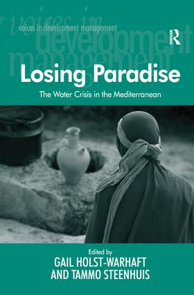 Losing Paradise: The Water Crisis in the Mediterranean book cover